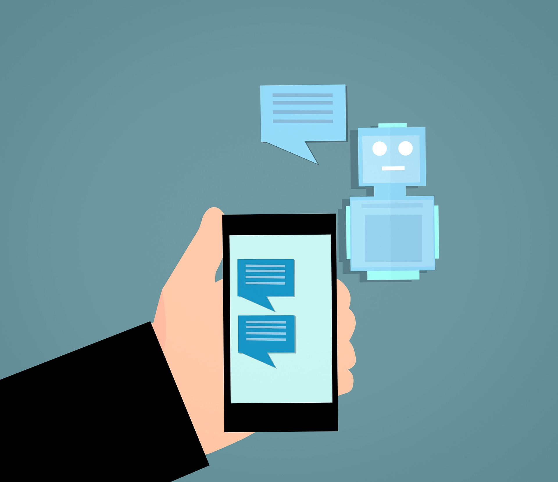 How Chatbots Can Help You Grow Your Ecommerce Business