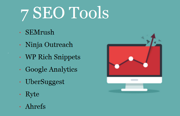 7 SEO Tools To Help You Gain Organic Traffic