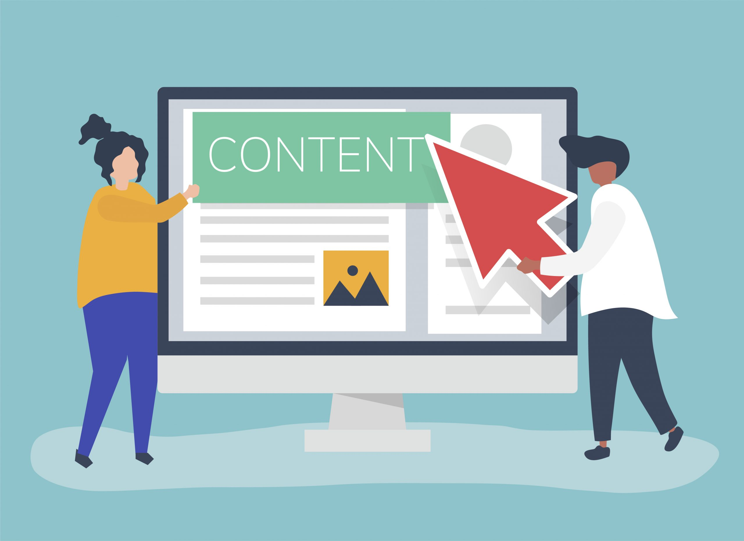 The Future of Content Marketing Infused with Artificial Intelligence